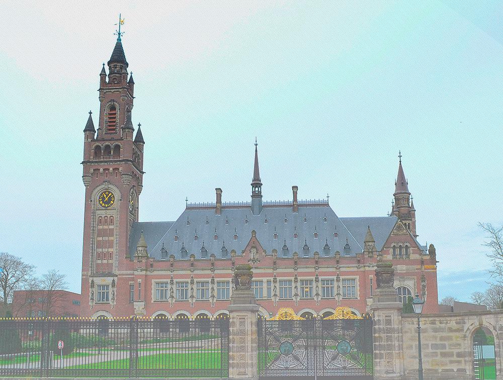 Jurisdicción obligatoria de la Corte Internacional de Justicia en África